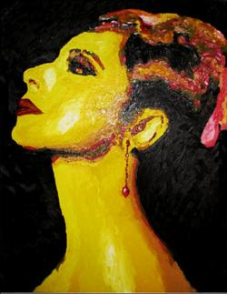 long-neck-and-adornments__2007__oil-on-canvas__36inx48in.jpg