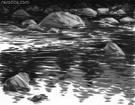 reflections on the south fork of the sacramento
